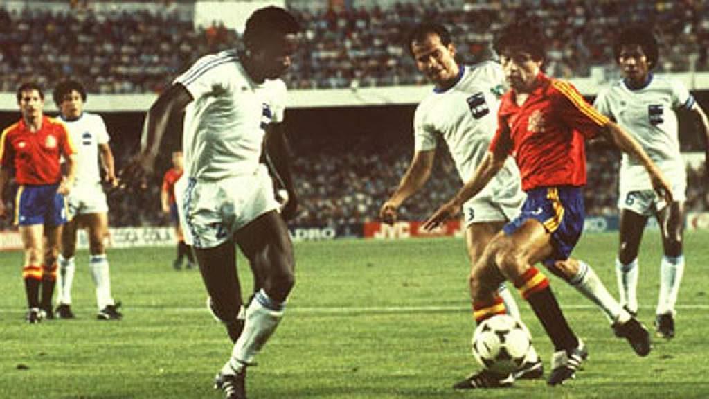 World Cup 1982 – Sấm sét trên sân cỏ