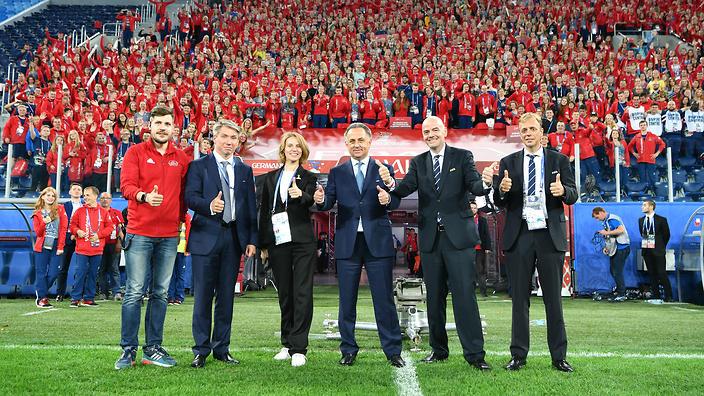 Đội tuyển Nga trước thềm World Cup 2018: Nỗi lo lắng có thật của người dân xứ Bạch dương
