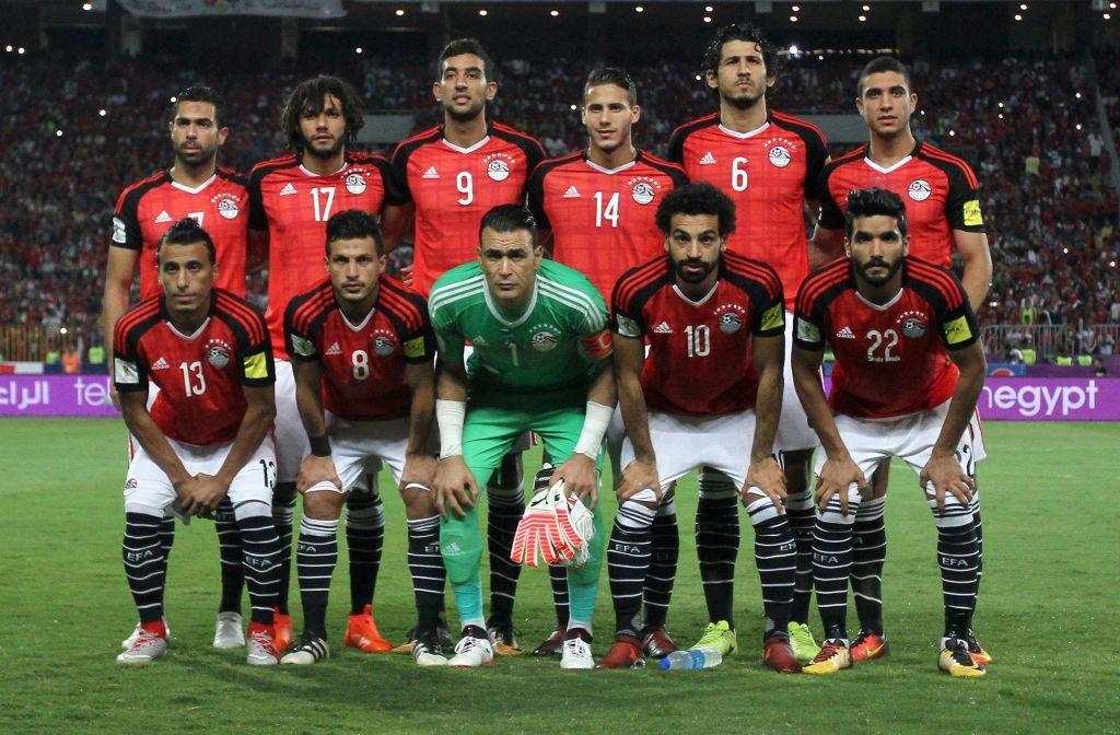 Hành trình đến với World Cup 2018 của đội tuyển Ai Cập