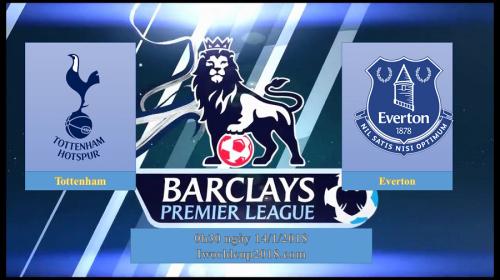 Soi kèo bóng đá Tottenham vs Everton – Ngoại hạng Anh 2017-18