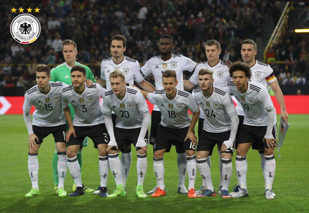 Đức – Đội hình lý tưởng cho nhà Vô Địch Thế giới