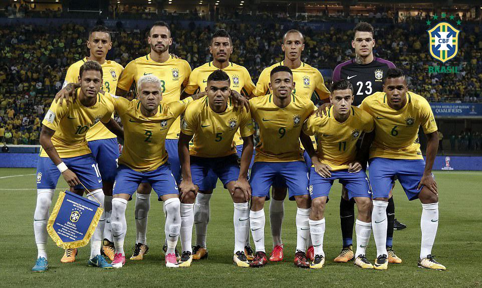 Brazil và hành trình tìm lại ánh hào quang ở  World Cup 2018