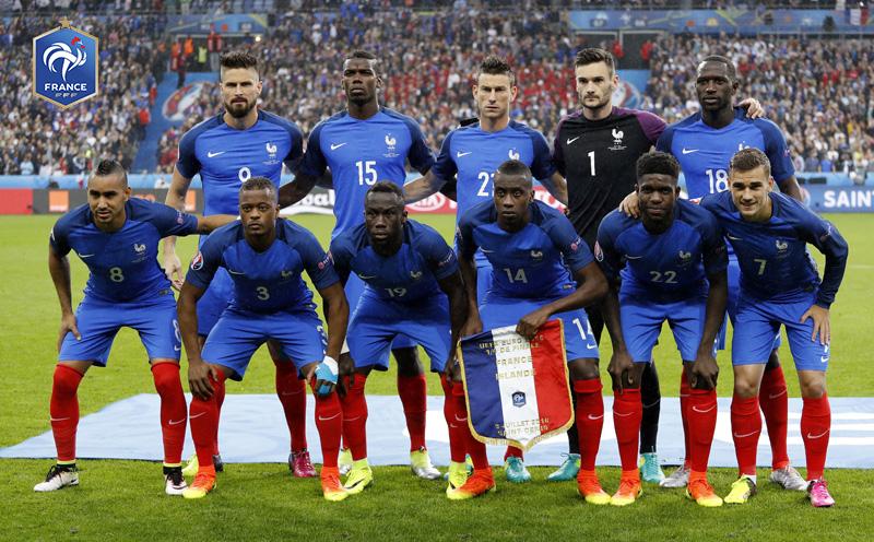 """Pháp hướng đến World Cup 2018: Một """"Super Team"""" đúng nghĩa"""