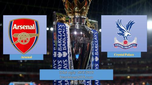 Soi kèo bóng đá Arsenal vs Crystal Palace – Vòng 24 Ngoại hạng Anh 2017-18