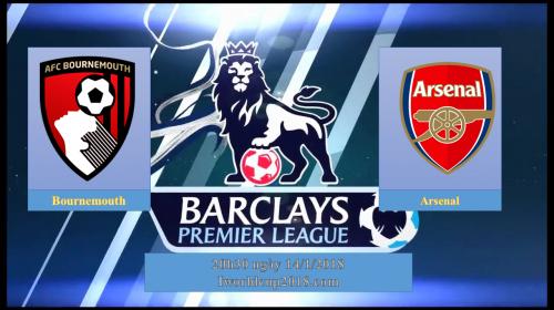 Soi kèo bóng đá Bournemouth vs Arsenal  – Ngoại hạng Anh 2017-18