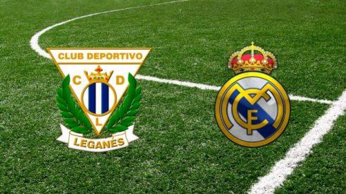 Soi kèo bóng đá Leganes vs Real Madrid – Cúp Nhà Vua Tây Ban Nha 2017-18