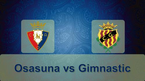 Soi kèo bóng đá Osasuna vs Gimnastic – giải hạng hai TBN 2017-18
