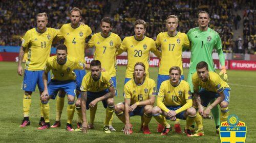Thụy Điển – World Cup 2018: Một tập thể đoàn kết và vững mạnh