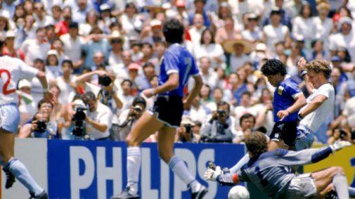 World Cup 1986 – Hoàng hôn đội tuyển Xanh