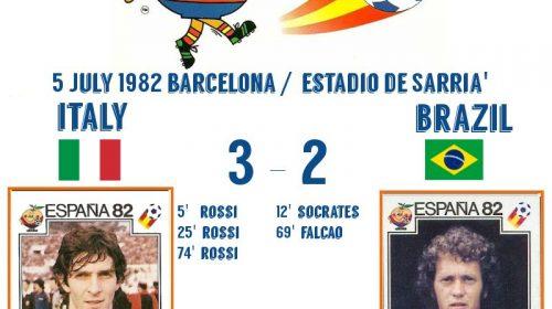 World Cup 82 – Tấm thảm kịch mang tên Braxin