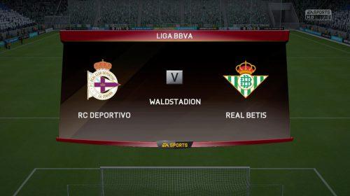 Soi kèo bóng đá Deportivo vs Real Betis – Giải VĐQG Tây Ban Nha 2017-18