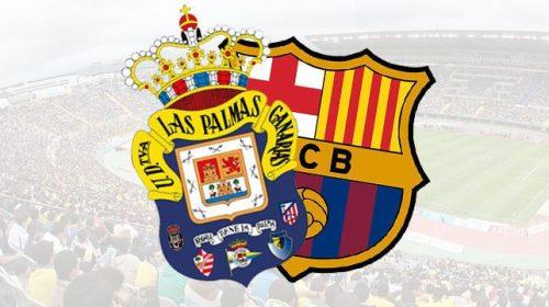 Soi kèo bóng đá Las Palmas vs Barcelona – Giải VĐQG Tây Ban Nha 2017-18