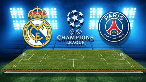 Soi kèo bóng đá Real Madrid vs PSG – Vòng 1/16 Champions League 2017-18