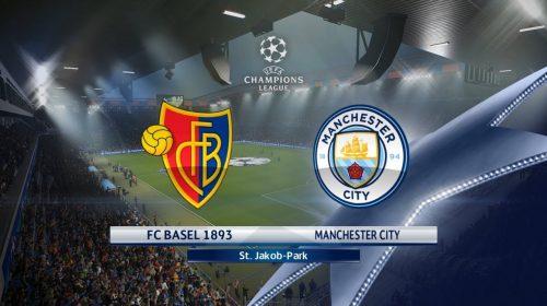 Soi kèo bóng đá Basel vs Man City – Vòng 1/16 Champions League 2017-18