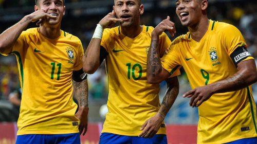 ĐT Brazil tại World Cup 2018: Thời khắc chín muồi