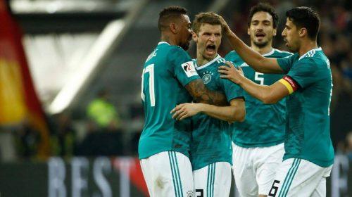 ĐT Đức tại World Cup 2018: Xứng danh nhà đương kim vô địch