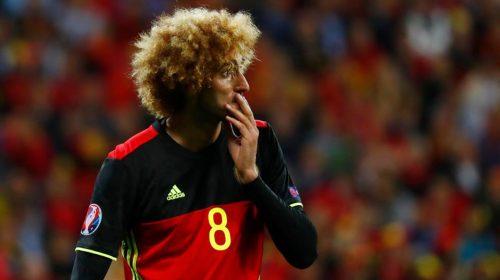 Fellaini muốn cùng ĐT Bỉ tạo nên những điều đặc biệt tại World Cup 2018