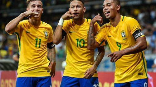 Cục diện bảng E World Cup 2018: Vũ công Samba đã sẵn sàng