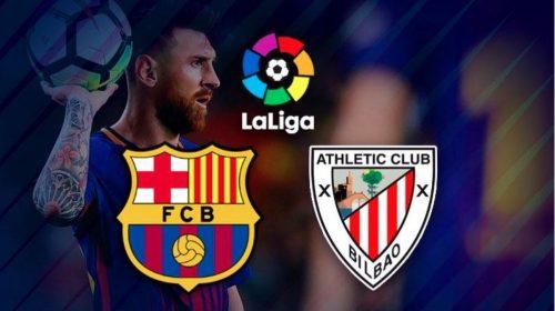 Soi kèo bóng đá Barcelona vs Bilbao – Giải VĐQG Tây Ban Nha 2017-18