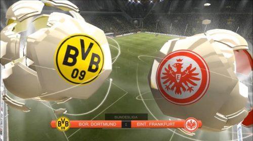 Soi kèo bóng đá Dortmund vs Frankfurt – Giải VĐQG Đức 2017-18