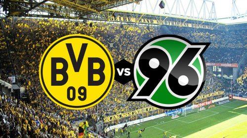 Soi kèo bóng đá Dortmund vs Hannover – Giải VĐQG Đức 2017-18