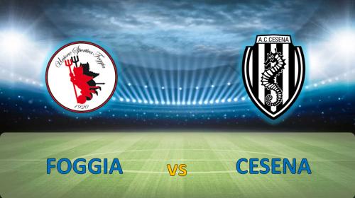Soi kèo bóng đá Foggia vs Cesena  – Giải hạng Hai Ý 2017-18