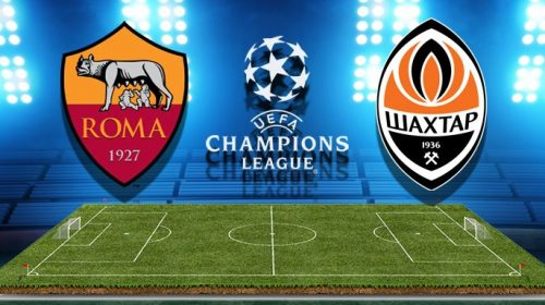 Soi kèo bóng đá AS Roma vs Shakhtar Donetsk – Cúp C1 châu Âu 2017-18