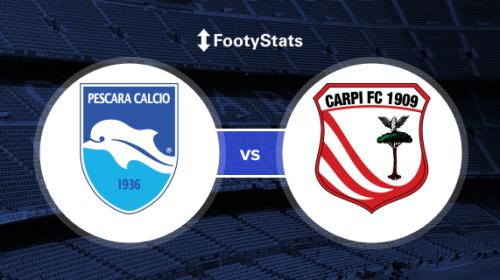 Soi kèo bóng đá Delfino Pescara vs Carpi – Giải Hạng 2 Ý 2017-18