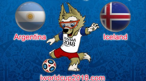 Argentina vs Iceland – Soi kèo World Cup 2018 – 16/6/2018