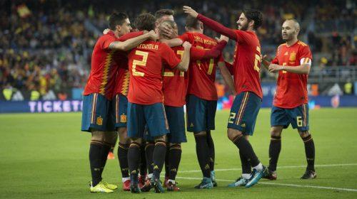 ĐT Tây Ban Nha tại World Cup 2018: Tìm lại ánh hào quang