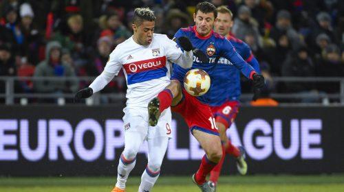 Lyon vs CSKA Moscow – Tip kèo bóng đá – 3h05 ngày 16/03/2018 – Europa League – Cúp C2 châu Âu 2017-18