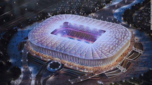 Hé lộ 12 sân vận động được sử dụng tại World Cup 2018 (p1)
