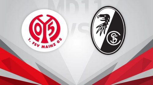 Soi kèo bóng đá Mainz vs Freiburg –  Giải VĐQG Đức 2017-18