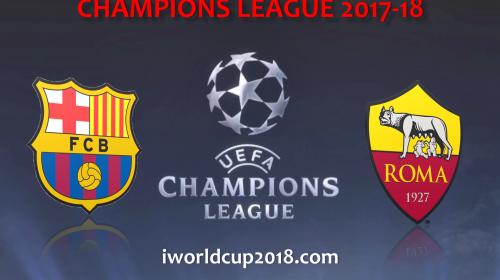 Soi kèo bóng đá Barcelona vs AS Roma – Cúp C1 châu Âu 2017-18