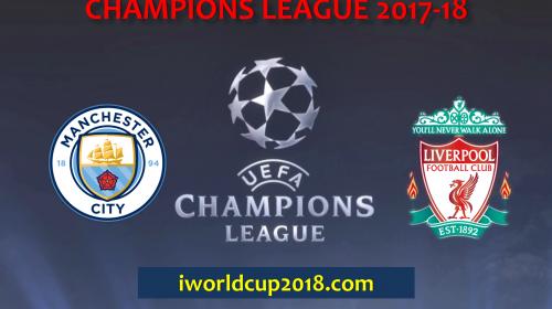 Soi kèo bóng đá Man City vs Liverpool – Cúp C1 châu Âu 2017-18