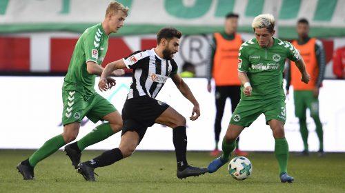 Greuther Furth vs Regensburg – Tip kèo bóng đá – 23h30 ngày 13/04/2018 – Germany 2 Bundesliga – Giải hạng 2 Đức 2017-18