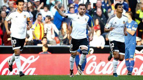 Valencia vs Getafe – Tip kèo bóng đá – 0h30 ngày 19/04/2018 – Spain La Liga – Vòng 33 VĐQG Tây Ban Nha 2017-18