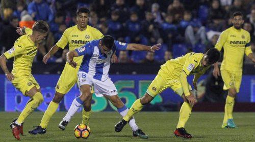 Villarreal vs Leganes – Tip kèo bóng đá – 2h30 ngày 18/04/2018 – Spain La Liga  – Vòng 33 VĐQG Tây Ban Nha 2017-18