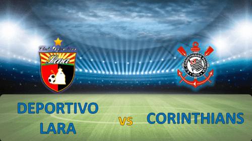 Soi kèo bóng đá Deportivo Lara vs Corinthians – Cúp C1 Nam Mỹ 2018