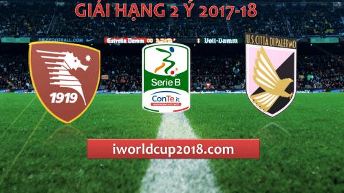 Soi kèo bóng đá Salernitana vs Palermo – Giải hạng 2 Ý 2017-18