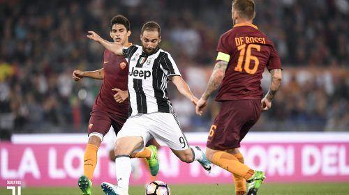 AS Roma vs Juventus – Tip kèo bóng đá – 01h45 ngày 14/5/2018 – Italy Serie A – Giải VĐQG Ý 2017-18
