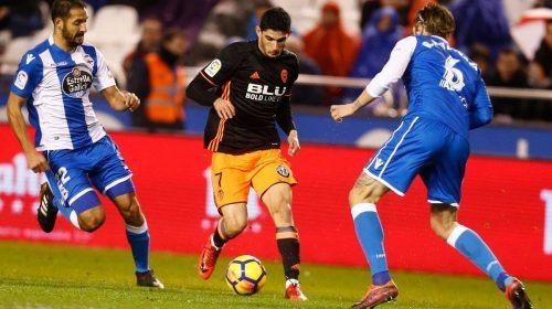 Valencia vs Deportivo La Coruna – Tip kèo bóng đá – 17h00 ngày 20/05/2018 – Spain La Liga – Giải VĐQG Tây Ban Nha 2017-18