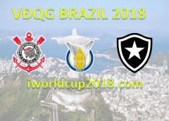 Soi kèo bóng đá Corinthians vs Botafogo – giải VĐQG Brazil 2018-19