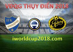 Soi kèo bóng đá Norrkoping vs Elfsborg – giải VĐQG Thụy Điển 2018-19