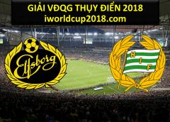 Soi kèo bóng đá Elfsborg vs Hammarby – giải VĐQG Thụy Điển 2018