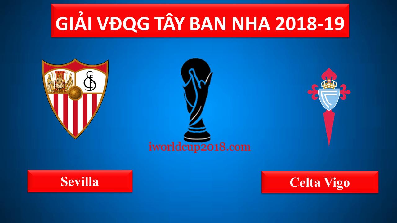 Sevilla vs celta vigo tip k o b ng 23h30 ng y 07 10 for Ban ban sevilla