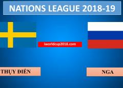 Thụy Điển vs Nga – Soi kèo bóng đá – 21/11/2018