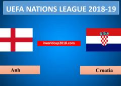 Anh vs Croatia – Soi kèo bóng đá – 18/11/2018