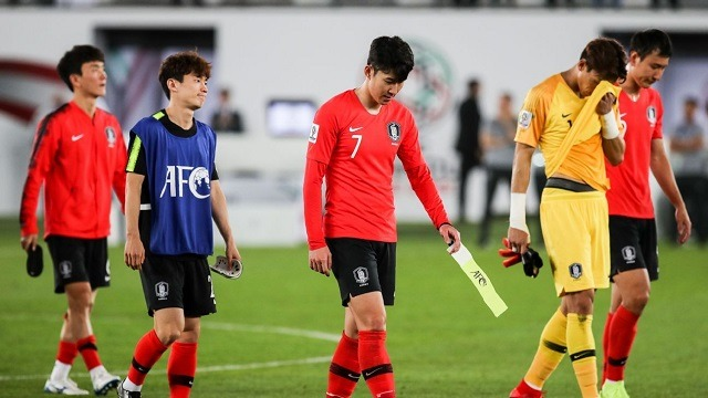 son heung-min asian cup 2019