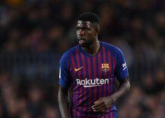 Tương lai của Samuel Umtiti không mấy sáng sủa tại Barca